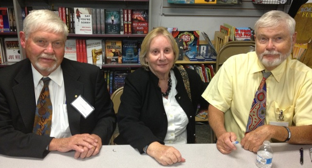 James Benford, Hilary Benford and Gregory Benford